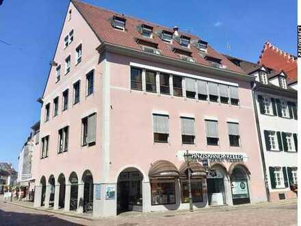 Gewerbeinheit zu verkaufen: ehemaliger Franziskaner-Keller am Rathausplatz