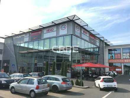 Im Alleinauftrag: Provisionsfreie Einzelhandelsfläche im Kerpener Fachmarktzentrum