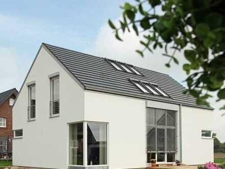 Modernes Studiohaus im Ortskern von Groß Denkte