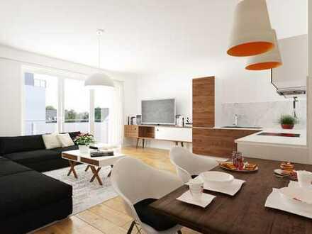 Moderne Neubauwohnung in Barsinghausen. 71m² Wohnfläche, barrierefrei