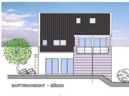 Neubau, Freist. 2 Familien Haus mit Erdwärme als KFW 55 erstellt, inkl. gr. Garage und Stellplatz