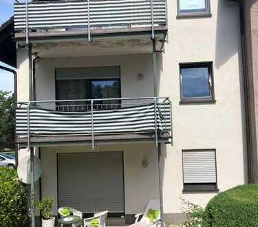 Schicke zwei Zimmer Wohnung mit Balkon am Panarbora Freizeitpark.