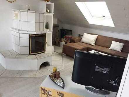 Voll möblierte und ausgestattete 80 m² Wohnung im 2. Stock in Schwandorf
