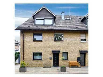 Modern geschnittene ETW mit Garten und Terrasse plus 2 Einliegerwohnungen. Zentrumsnah in Düren.