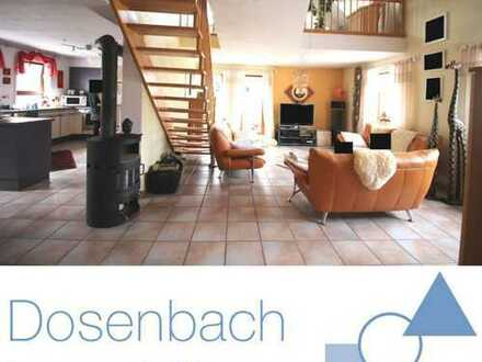 15 min. zur schweizer Grenze- 4,5 Zimmer Galerie Wohnung im OT Gupf, Tannenkirch
