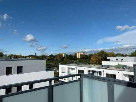 Erstbezug - Großzügiges Appartement inkl. EBK und Balkon*Besichtigung am 22.01.2020 um 16:30 Uhr*