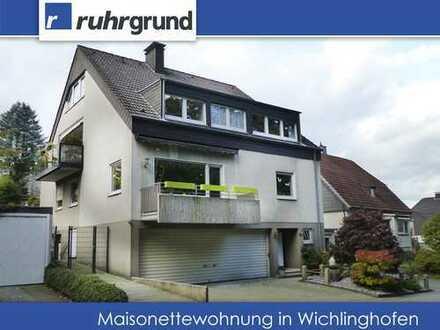 Idyllische Eigentumswohnung in beliebter Wohnlage!