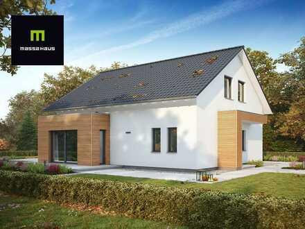 Ihr Traum von massahaus gebaut - KfW 55 Standard - Baukindergeld & Aktionen nutzen !