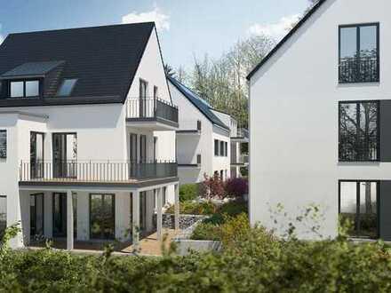 Urban und trotzdem naturnah! Sympathische Wohlfühloase mit Terrasse und Garten in Wiesbaden