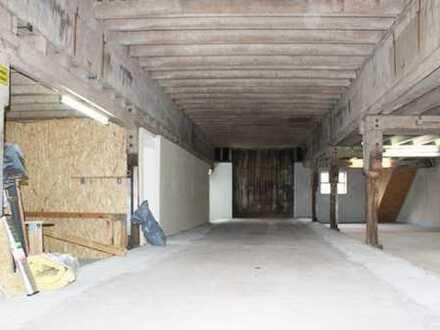 **250 m² Lagerhalle in der nähe von Backnang**