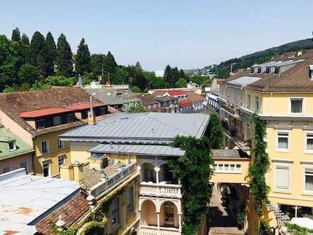 Möbliertes Design Apartment im Herzen von Baden-Baden