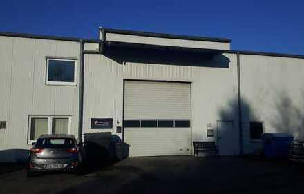 Produktions/Lagerhalle in zentraler Lage / gewerblich