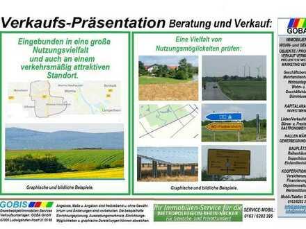 Worms Horchheim EISBACHTAL KAUF: Grundstück ca. 800 m² - Gewerbe? oder ?