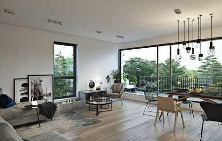 Exklusive Penthouse Wohnung in Seeheim!!!