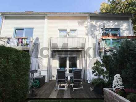 Ruhig wohnen nahe Berlin: Gepflegtes 5-Zi.-RMH mit Garten und Terrasse in Falkensee