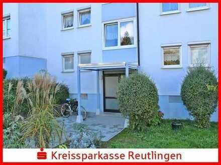 Helle 2-Zimmer-Wohnung in Metzingen-Neugreuth