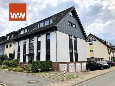 Tolle Maisonette-Wohnung mit großem Balkon und Garage in ruhiger Wohnlage von Bedingrade