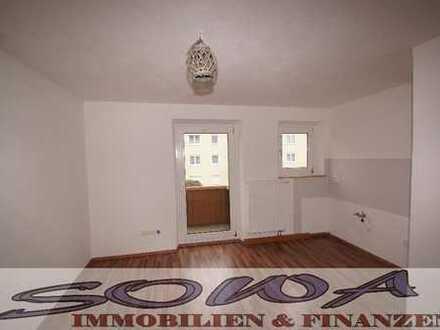 2 Zimmerwohung mit Balkon im Neuburger Süden - Ihr Immobilienspezialist vor Ort SOWA Immobilien u...