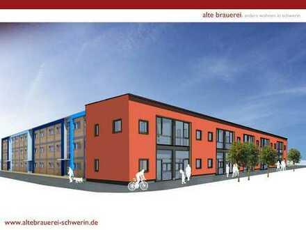 Alte Brauerei: Ökologische 2-Raum-Wohnung im EG (Nr. 1)
