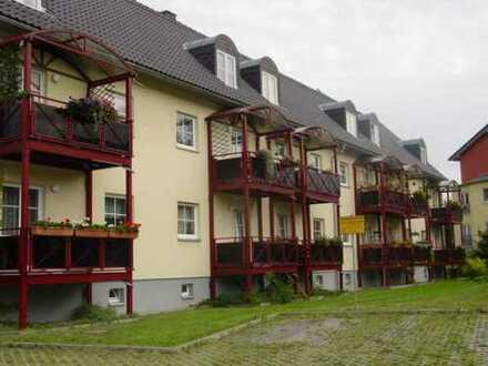Vermietete Wohnung mit Balkon in guter Lage