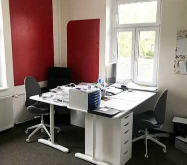 Kleine Büroeinheit zur Verwirklichung großer Träume in Dresden Leuben