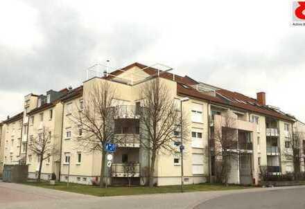 Schicke 3-ZKBB-Wohnung mit Tiefgaragenstellplatz in guter Lage von LU-Ruchheim