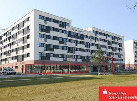 Heidelberg-Bahnstadt: Attraktive Erstbezug-Büro-/Praxis-/Ladenfläche am Zollhofgarten