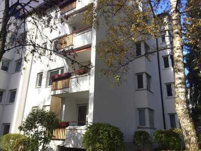 Gut geschnittene und helle 2-Zimmer-Wohnung in Memmingen