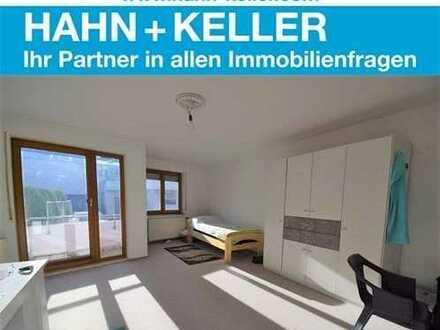 Sofort beziehbar! Solides 1 Zimmer-Apartment mit sonnigem Balkon in Ostfildern!
