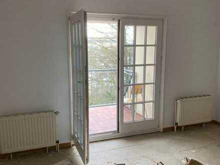 Neu renovierte 4-Zimmer-Wohnung mit traumhaften Blick auf die Weser
