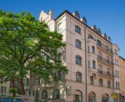 Lehel - Laden nahe Isartor - Stilaltbau - vermietet - Rendite 3 %