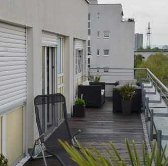 Schöne, sonnige, geräumige 54qm Wohnung in Mannheim, Käfertal/Im Rott