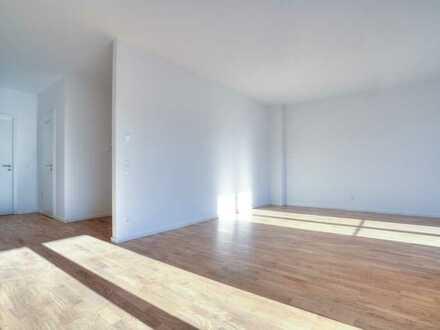 Tolle 2-Zimmer-Neubauwohnung mit Einbauküche