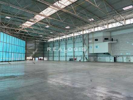 Büren bei Paderborn, ca. 4.000 m² Lager- und Produktionsfläche zu vermieten