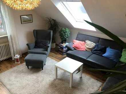 helle, ansprechende 3-Zimmer-DG-Wohnung in Hainburg