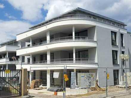 4 Zimmer Neubauwohnung mit Einbauküche und großem Balkon