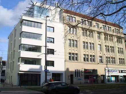 Erstbezug - Moderne 2-Zimmer-Citywohnung mit Aufzug in Braunschweig