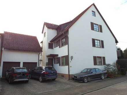 Kapitalanlage oder Selbsnutzung - 3-Zimmer Dachgeschosswohnung in Ilsfeld