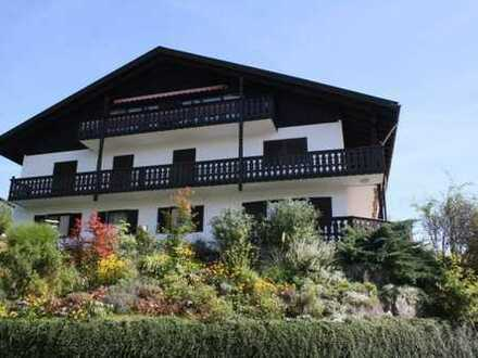 Murnau - traumhaftes Dachgeschoss mit Panoramablick