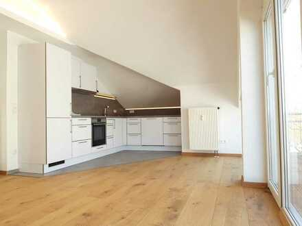Neue ruhige 2,5-Zimmer Wohnung mit Designerbad und Luxusküche