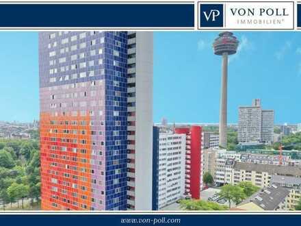 Möbliert & Bezugsfertig: Attraktives Single-Apartment in zentraler Lage