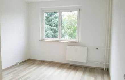 Nur für kurze Zeit - mietfreie Zeit: komplett sanierte 3-Raum-Wohnung sucht Sie!