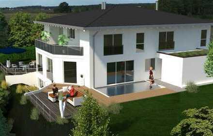 Luxus und Komfort in exklusiver Hanglage -  großzügige 4 Zi Maiss. Wohnung mit Süd-West Terrasse
