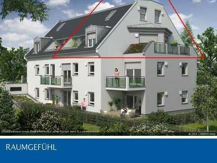Repräsentative 4-Zi-Maisonette-Whg., Lift, 2 Dachterrassen, U3 - 2 Minuten