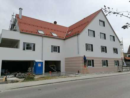 Neubau-Mietwohnung in Langerringen