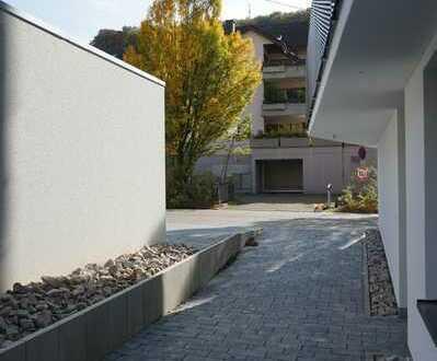 Moderne Architektur - 4 Zi-Wohnung in Inzlingen