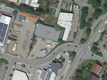 Pfarrkirchen !! , perfekte Lage, Halle für Produktion und / oder Lager im Gewerbegebiet!!