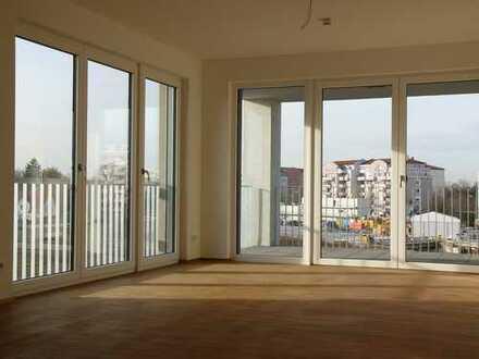 Helle, gut geschnittene 3 Zimmerwohnung Großreuth, Neubau, von privat