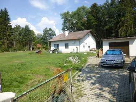 ...mit herrlichen 4000qm Grdst. - ein Haus ideal für Natur-u. Gartenliebhaber, sowie Tierhalter