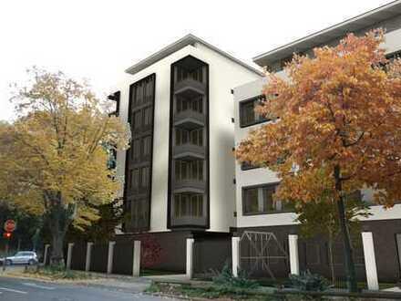 1-Zimmer *Single Wohntraum* mit Terrasse in Off-Westend *Neubau-Erstbezug